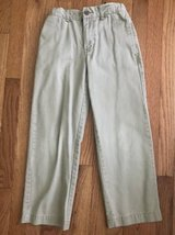 Boys Gap Khaki pants size 8 in Joliet, Illinois