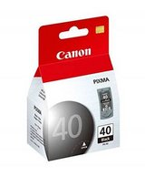 Genuine Canon PG-40 Black Ink Cartridge in Palatine, Illinois