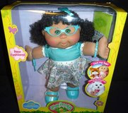"New! Cabbage Patch Kids Hannah Honor 14"" Doll in Orland Park, Illinois"