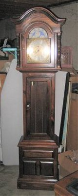 Ethan Allen Early American Grandmother Clock - Working - BEAUTIFUL in Plainfield, Illinois