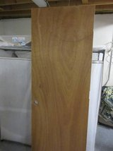 Door new 28 x 80 Oak Stained Door. in Plainfield, Illinois