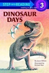 New Dinosaur Days (step into reading) by Milton, Joyce in Quantico, Virginia