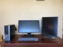 Dell business class, dual monitor in Clarksville, Tennessee