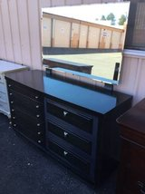 Black Mengle Furniture Company Lowboy Dresser (no Mirror) - Delivery Av in Tacoma, Washington