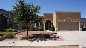 Beautiful East side Home w/ Solar Panels! in Fort Bliss, Texas