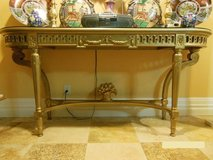 Antique French Buffet/Entry Table in Vacaville, California