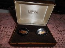 Vintage 1930s ROLLS ROYCE AVON CUFFLINKS Still in original box in Kingwood, Texas
