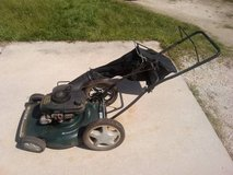 Craftsman Mower w Bent Wheel in Elgin, Illinois