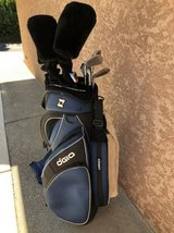 Golf Club Set with Bag in Travis AFB, California