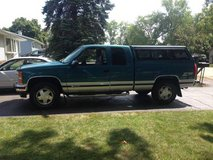 Chevrolet Silverado Extended Cab 3rd Door Z71 in Glendale Heights, Illinois