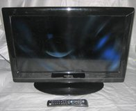 "INSIGNIA LCD 26"" Color TV & DVD Video Player - Works in Chicago, Illinois"