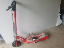 Razor battery powered scooter in Westmont, Illinois