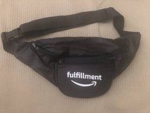 Amazon Fulfillment funny pack, belt bag in Joliet, Illinois