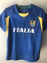 Italia Boys T-shirt size 6/8 in Joliet, Illinois