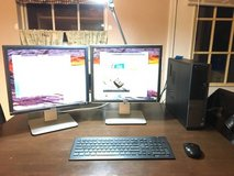 Dell business class dual monitor in Clarksville, Tennessee