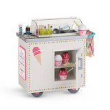 AMERICAN GIRL DOLL ICE CREAM CART BRAND NEW IN BOX RETIRED in Lockport, Illinois