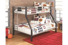 SIGNATURE DESIGN Full/Twin Bunk Bed in Schofield Barracks, Hawaii