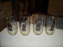 Authentic Milwaukee Brewers McDonalds Set of 4 1982 Glasses Yount L@@K in Brookfield, Wisconsin