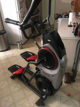 bowflex max trainer m5, used 5 times only. Lake Charles in DeRidder, Louisiana