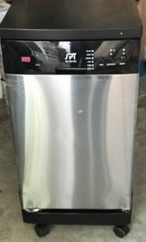 """SPT 18"""" Portable Dishwasher - Brusied & Reduced - New! in Joliet, Illinois"""