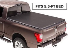 "Nissan Titan 2016-19 Truck Bed Cover For 5' 6""  Bed - New! in Naperville, Illinois"