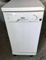 Danby DDW1801MWP Portable Dishwasher - Used - AS-IS in Naperville, Illinois