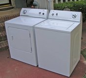 Washer and Dryer Set By Whirlpool in Byron, Georgia