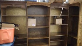 4 shelving units in Westmont, Illinois