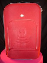 "Bon Voyage Cyprus 26"" Upright Suitcase in Fort Campbell, Kentucky"