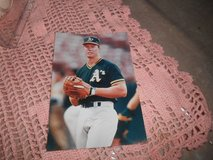 """MARK MCGWIRE Baseball Photo Oakland A's Unsigned 4""""w x 6"""" h in Houston, Texas"""