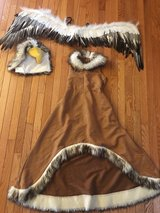 chasing fireflies regal eagle costume with wings size 10/12 halloween in Westmont, Illinois