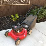 Yard Machines Gas Lawn Mower / Mulcher in Vacaville, California