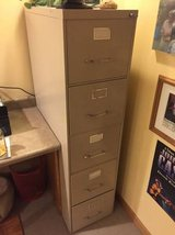 5 Drawer file cabinet in Bolingbrook, Illinois