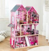 Baby  house KidKraft- Bella Dollhouse Mansion Toy Furniture in Plainfield, Illinois