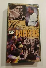 1997 NFL Films PolyGram Records History of the Green Bay Packers VHS in Brookfield, Wisconsin