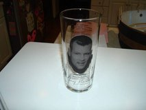 Authentic Clean Green Bay Packers JERRY KRAMER Pizza Hut PROMO Glass in Brookfield, Wisconsin