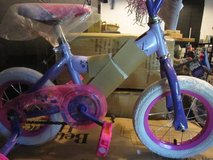 "Huffy Disney Princess Cruiser Bike 12"" Pink or Purple in Brookfield, Wisconsin"