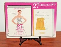 NEW DVD & Book Combo Set NEW 27 Dresses DVD 101 Uses for A Bridesmaid Dress Book COMBO Set Lot RARE in Yorkville, Illinois