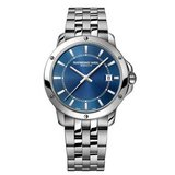 Raymond Weil Tango Blue Dial Stainless Steel Mens Watch 5591-ST-50001 in Chicago, Illinois