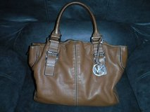 Michael Kors Leather Satchel Tote Purse in The Woodlands, Texas
