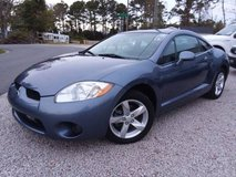 2008 Mitsubishi Eclipse Sport Coupe, Automatic, 68k Miles, Great MPG! in Cherry Point, North Carolina