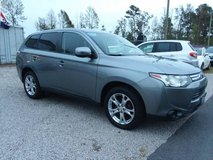 1Owner 2014 Mitsubishi Outlander 7-Passenger (3 Row) Crossover AWD SUV in Cherry Point, North Carolina