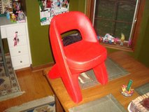 Step 2 Step2 Red Replacement chair for Kitchen, Table, Desk, Playhouse in Brookfield, Wisconsin