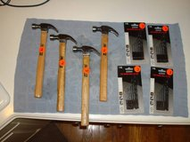 Hex Shank Drill Set - 7 Piece -$3 & 7 oz. Curved Claw Hammer - $2 in Brookfield, Wisconsin