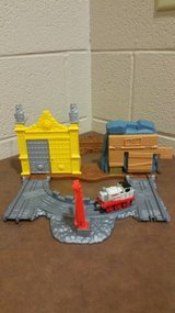 Thomas the Train Treasure on the Tracks Take N Play Playset (CD) in Fort Campbell, Kentucky