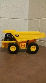 Toy State Caterpillar Construction Job Site Machines: Dump Truck (CD) in Fort Campbell, Kentucky