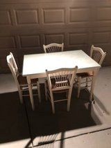 Small Solid Wood 5 Piece Dining Set in Fairfield, California