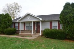 Charming Ranch Home for Rent in Clarksville, Tennessee