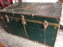 Antique trunk in Fairfield, California