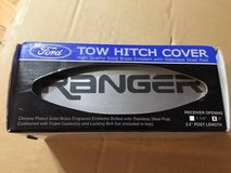 New Ford Ranger Logo Tow Hitch Cover Plug in Naperville, Illinois